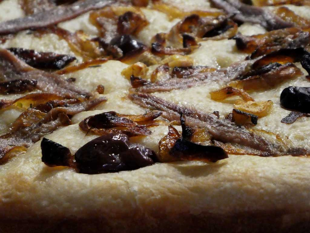 A French Pissaladiere Recipe