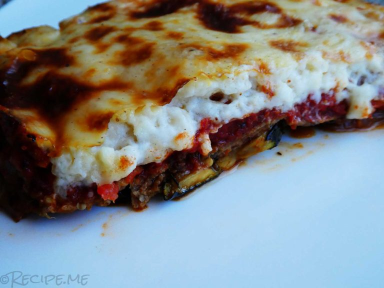 How to Make Authentic Greek Moussaka Step 10 Final