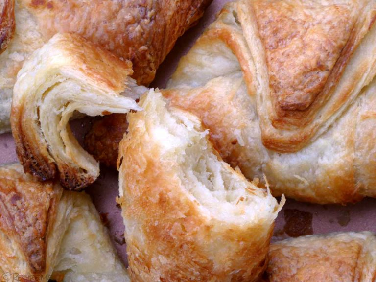 How to Make Homemade Sourdough Croissants, A Delicious Recipe