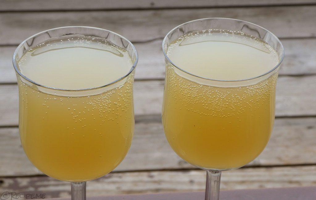 Apfelschorle A German Carbonated Apple Juice Recipe