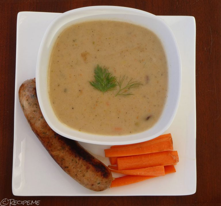 German Potato Soup Recipe