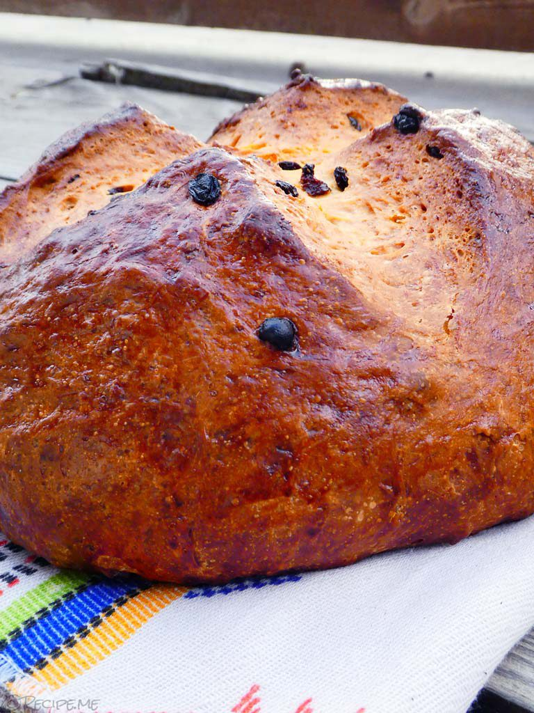 How to Make Osterbrot